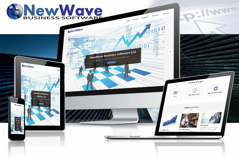 NewWave Business Software New Website !